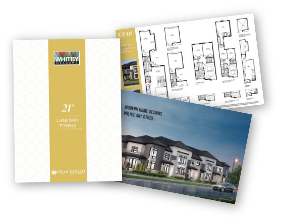 Whitby Meadows Brochure