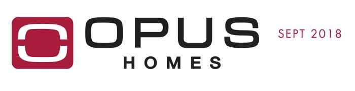 OPUS Homes - September 2018 Living Refined