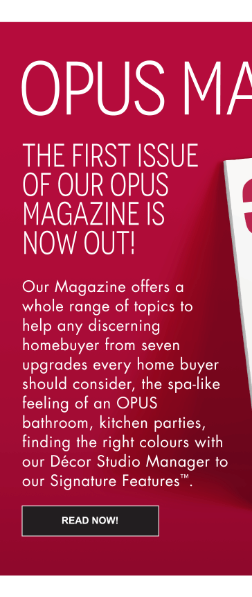 The first issue of our Opus Magazine is now out!