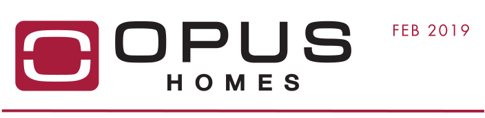 OPUS Homes - February 2019 Coming Soon! Spectacular Lots Available At Glen Ridge Estates