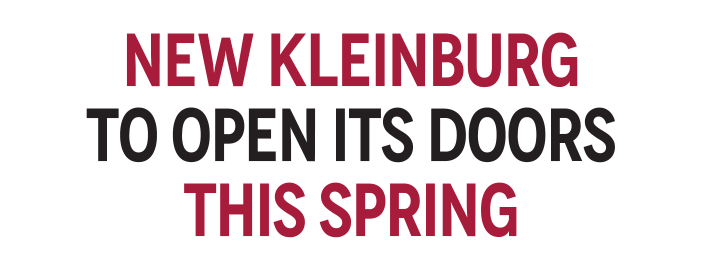 New Kleinburg To Open Its Doors This Spring