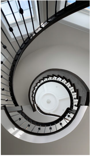 Characterised as the centrepiece of your home, your staircase should be a visually beautiful and elegant structure.
