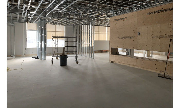 New Décor Studio to Open September 2019 The NEW OPUS Décor Studio is currently under construction and will be opening this fall! We're excited for you to experience our new Studio with its beautiful standard