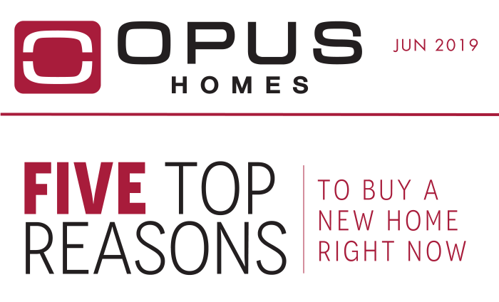 "Five Top Reasons To Buy A New Home Right Now. Reason #1 Buy when the market is not so ""red hot"" and the competition is not overwhelming. This way you can make the best decision for your family without immense pressures. Reason #2 Take advantage of historically low rates with a rate cap guarantee. You will have piece of mind knowing that you can get the lowest rate at the time of closing."