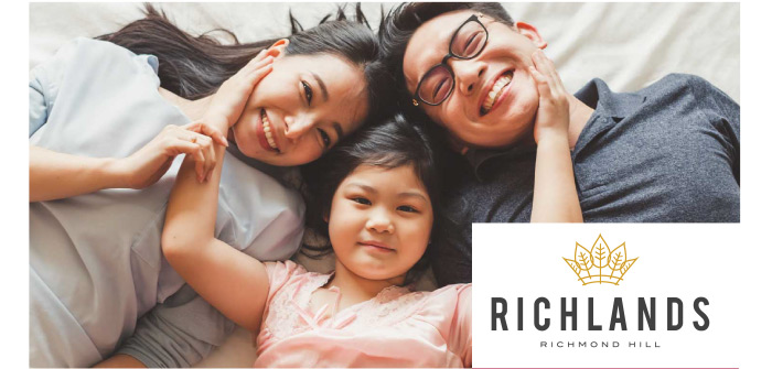 The prestigious community of Richlands is coming back this October. NEW lots, NEW designs and a NEW lineup of our very own Family Collection of modern designed homes is coming your way.