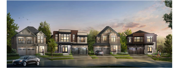 November 2nd is sure to be buzzing in Kleinburg. We're excited to be launching a new block of lots with our lineup of NEW Townhomes as well as our 30', 38' and 44' Detached contemporary and traditionally styled homes. Be sure to show up early on Saturday 11:00 am as our doors open!