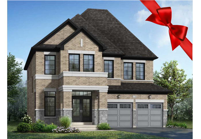 Don't miss out on your final opportunity to purchase a detached home in New Kleinburg. With only six 44' lots remaining and 1 corner townhome, come find out how you can gift yourself an OPUS Home for the holiday season. Come visit us before we close our doors on December 19th.
