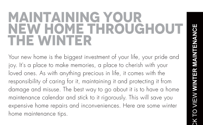 Click to View Winter Maintenance