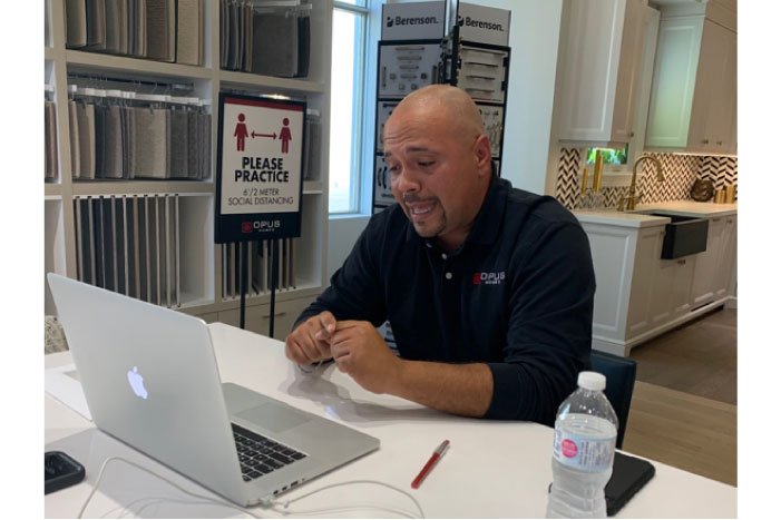As COVID-19 prevented us from conducting in-person Pre-Delivery Inspections (PDIs) with these clients we thought we could host a virtual PDI in an informative and creative way. Just another way OPUS tries to take our Client Care approach to another level.