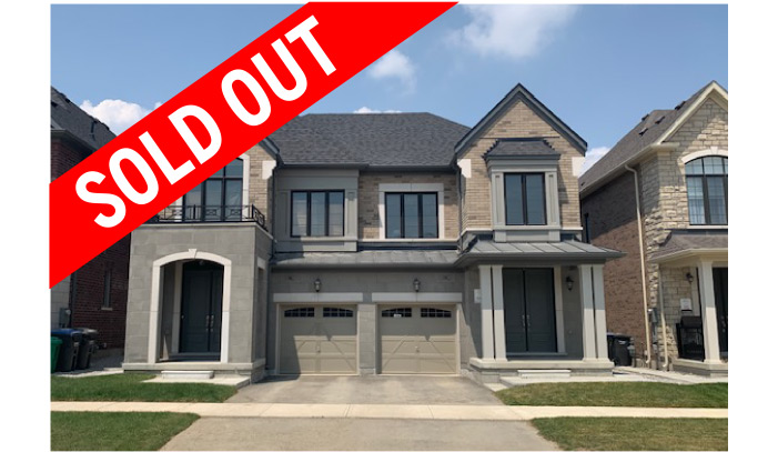We are thrilled to announce that we are fully SOLD OUT in our Origins, Brampton community! This project was OPUS's fourth time in Brampton and we were excited to bring our Signature Architecture and Finishes that encompasses every OPUS home in this community.