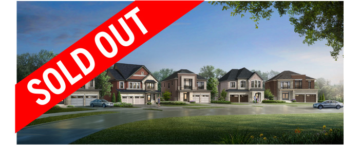 OPUS Homes is now fully SOLD OUT in our New Kleinburg community! OPUS launched two releases in this stunning community which included Classic Towns, 38' Detached and 44' Detached.