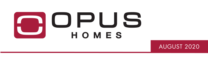 OPUS Homes - August 2020 Know Your Home Program A New Step For Opus Homes