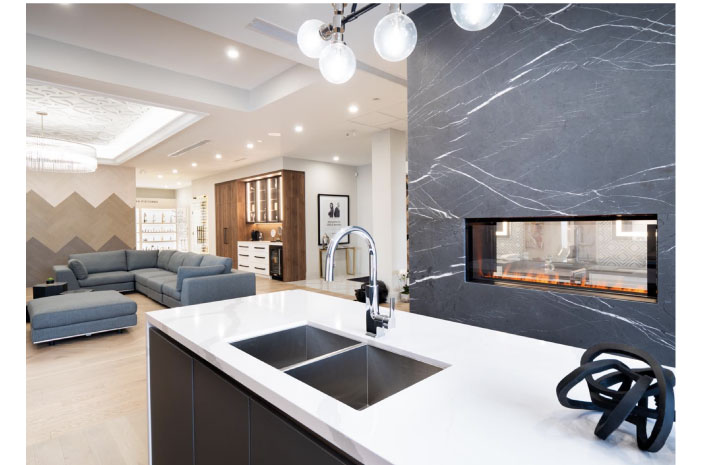 We are so thrilled to announce that we have been nominated for a second Awards of Distinction from the Ontario Home Builders Association (OHBA). This time in the category of Best Décor/Design Centre! Our breath-taking 3800-square-foot Décor Studio is full of beautiful standard and upper tier finishes that are sure to inspire.