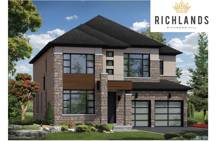 Our Presentation Centre in Richlands is open by appointment only. With a few 43's and townhomes remaining, we wanted to highlight one of our most sought after 43' models. Our 43-12, Elevation C2, features a Family Room, a Dining Room, a Kitchen layout to envy and a Den on the main floor! Given the climate change brought on by COVID-19, a Den, which can be used as a home office, has been one of our client's top criteria when selecting a model.