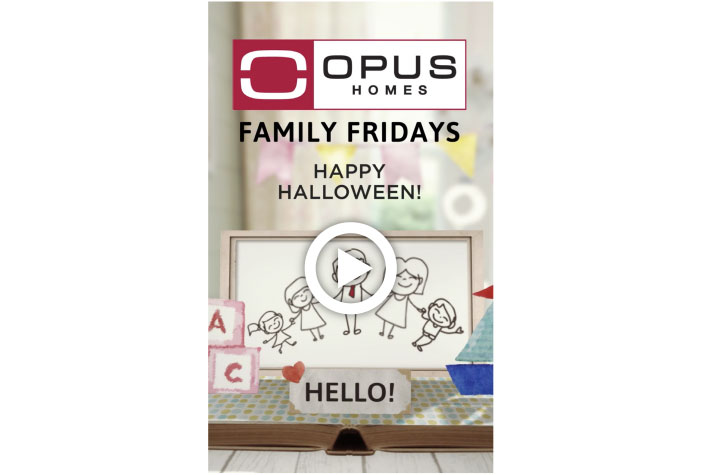 Upus Family Fridays Happy Halloween